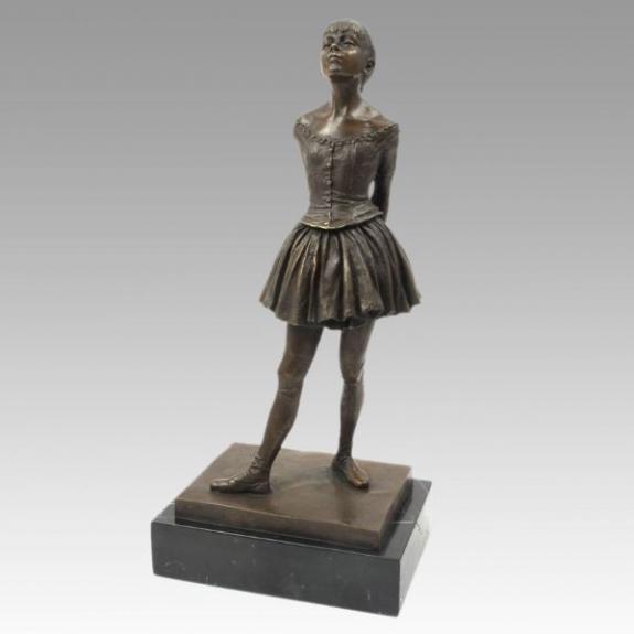 Bronces: Bailarina de ballet