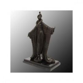Mujer posando - Art Decó