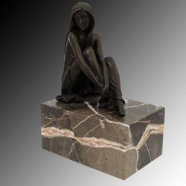 Mujer desnuda (Sujetalibros)