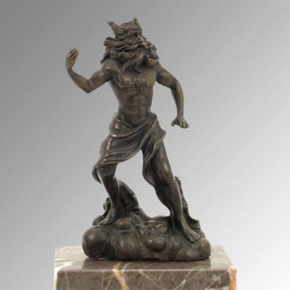 Bronces: Zeus (Júpiter)
