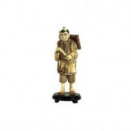 Peasant with sickle - 31cm