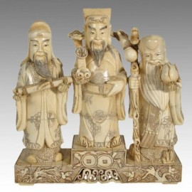 Tres dioses 26,5cm