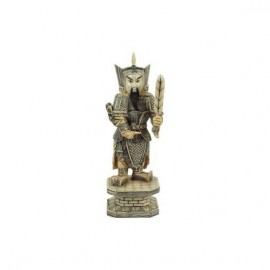 China warrior with sword 29cm