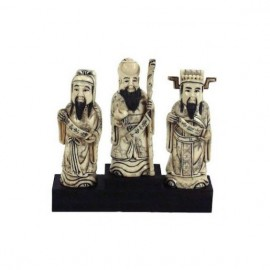 Tres dioses 14cm