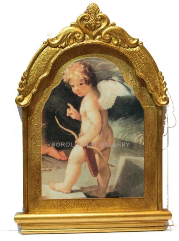 Retablos - Trípticos: Retablo Angel - M01