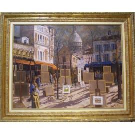 Plaza Montmartre