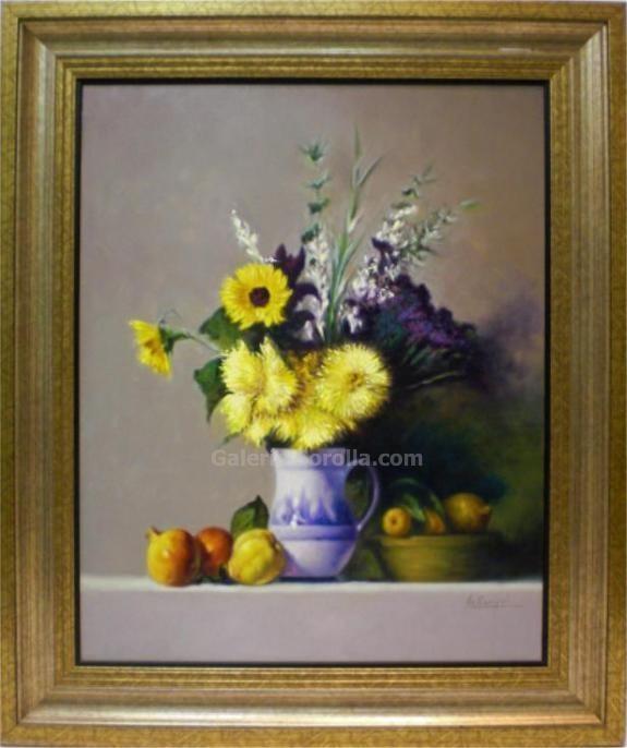 Arkángel: Bodegon flores