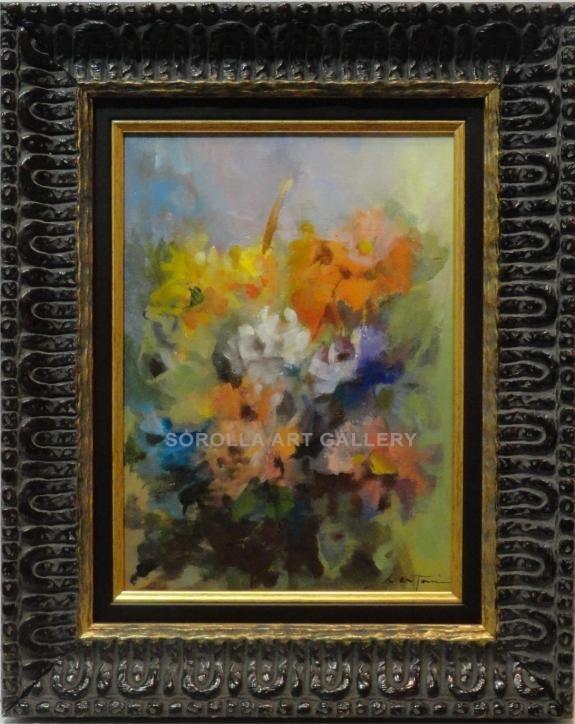 Jose Antonio Borrás: Flores