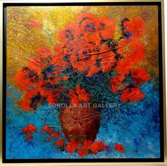 Andrés Rueda: Aromas de metal rojo