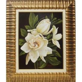 Rosas blanca