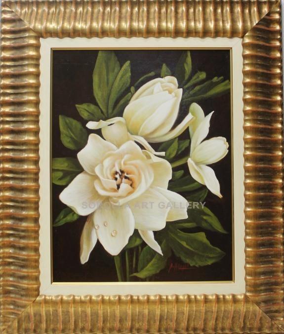 Arkángel: Rosas blanca