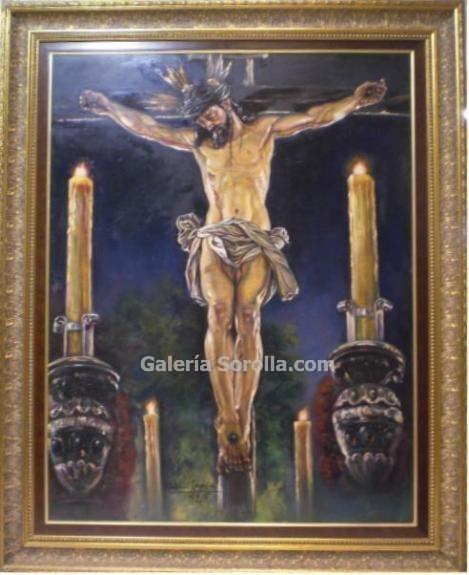 Antonio Segovia: Cristo del Calvario
