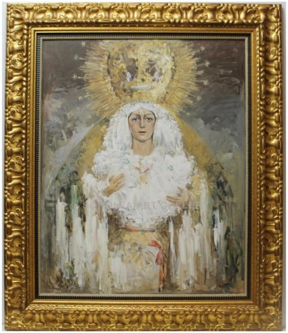 Ferreira: Virgen Macarena