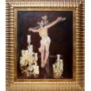 Ferreira: Cristo de El Museo