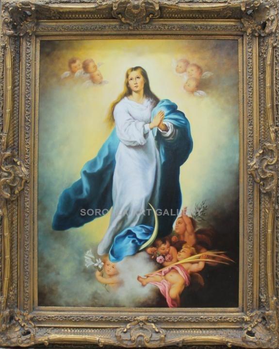 Arkángel: Inmaculada