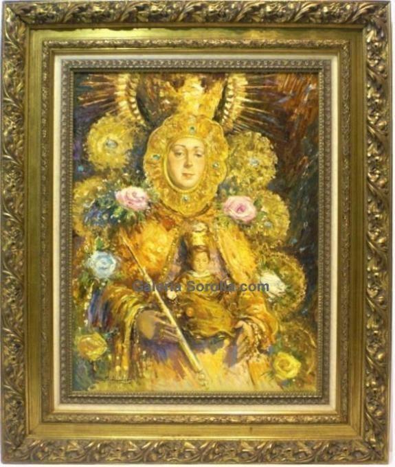 Francisco Hidalgo: Virgen del Rocío