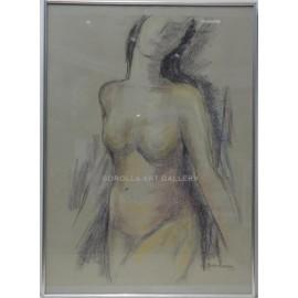 Carmen Schamann: Naked