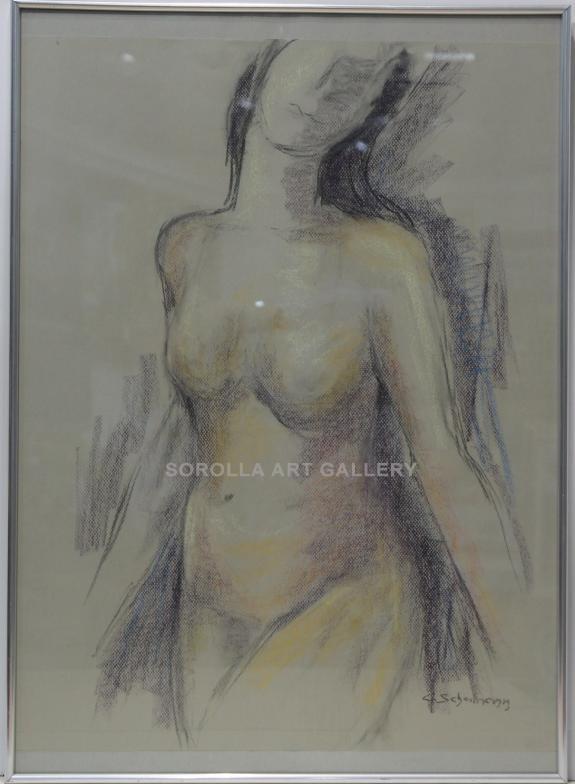 Carmen Schamann: Desnudo
