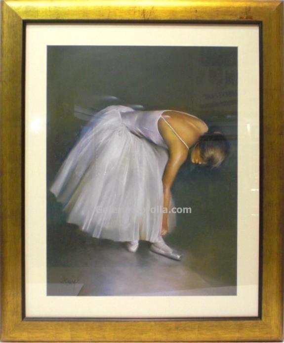Domingo: Bailarina