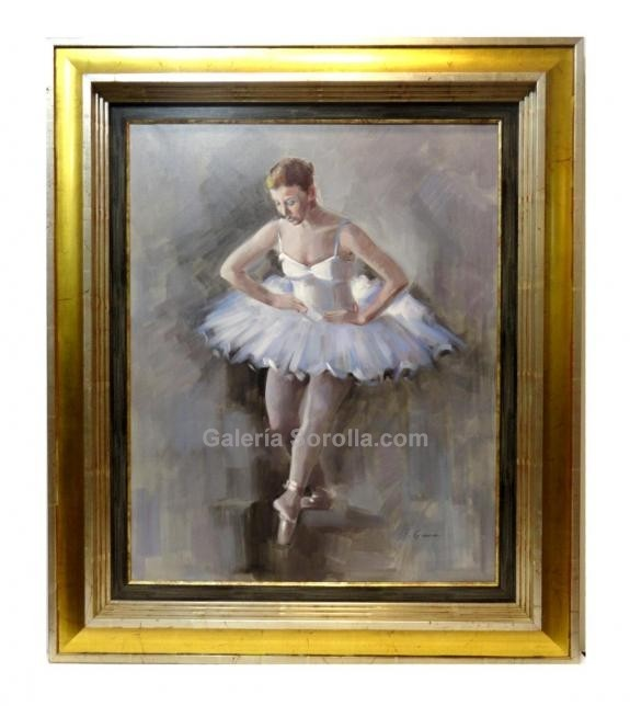 Fonté García: Bailarina