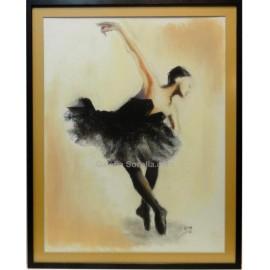 Eugenia Pastor: Bailarina