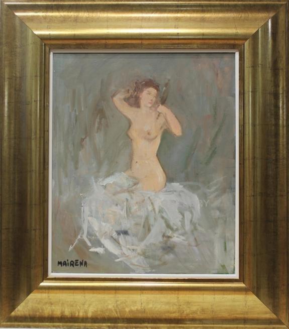 Maria Mairena: Desnudo