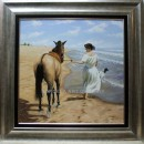 Fuster: En la playa