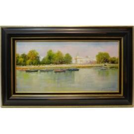 Antonio Segrelles: River