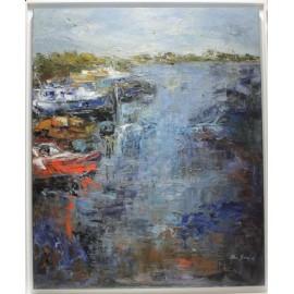 Ana Delgado: Harbor